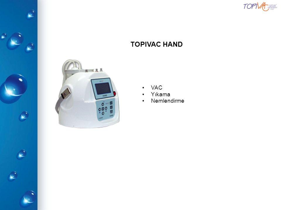 VAC Yıkama Nemlendirme TOPIVAC HAND