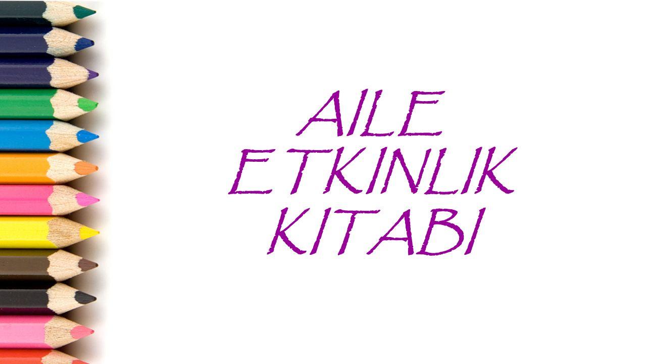 AILE ETKINLIK KITABI