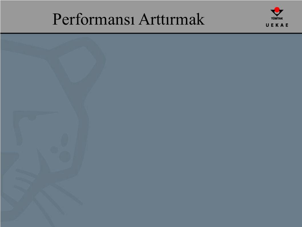 Performansı Arttırmak