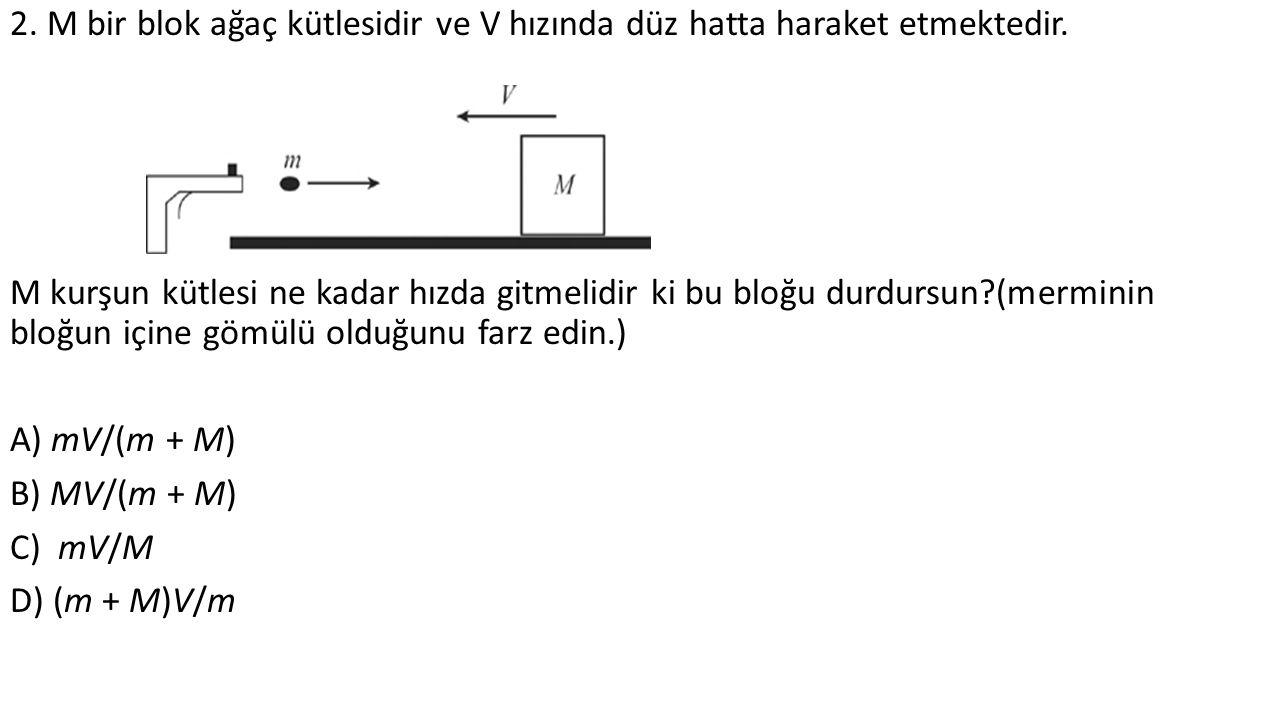 3.Bir civatayı şekildeki F kuvveti uygulanıyor.