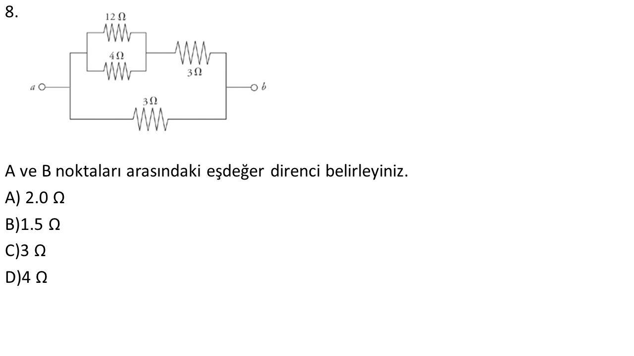 29. Yukarıdaki şemada gösterilen Polaroids den hangisi polarize ışık üretir? A)A B)B C)C D)D