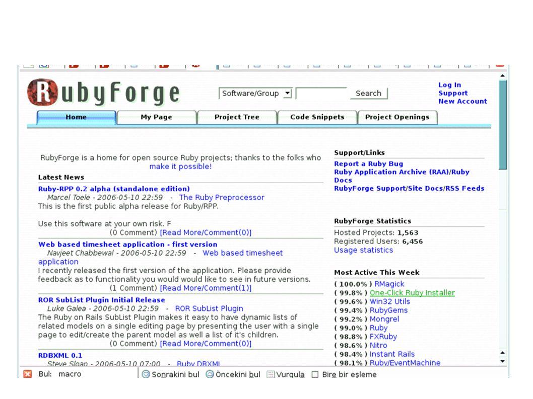 www.rubyforge.org