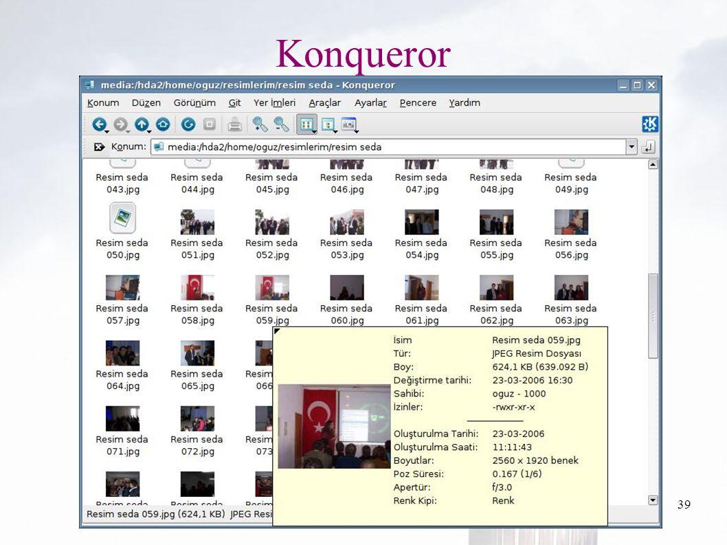 oguzy ~ comu.edu.tr39 Konqueror