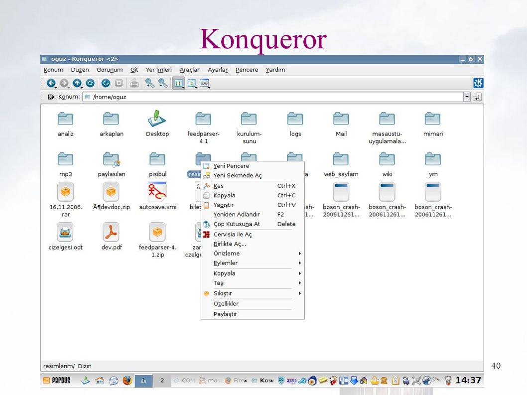 oguzy ~ comu.edu.tr40 Konqueror