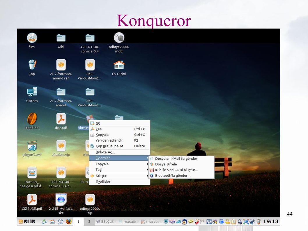 oguzy ~ comu.edu.tr44 Konqueror