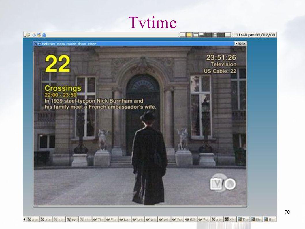 oguzy ~ comu.edu.tr70 Tvtime