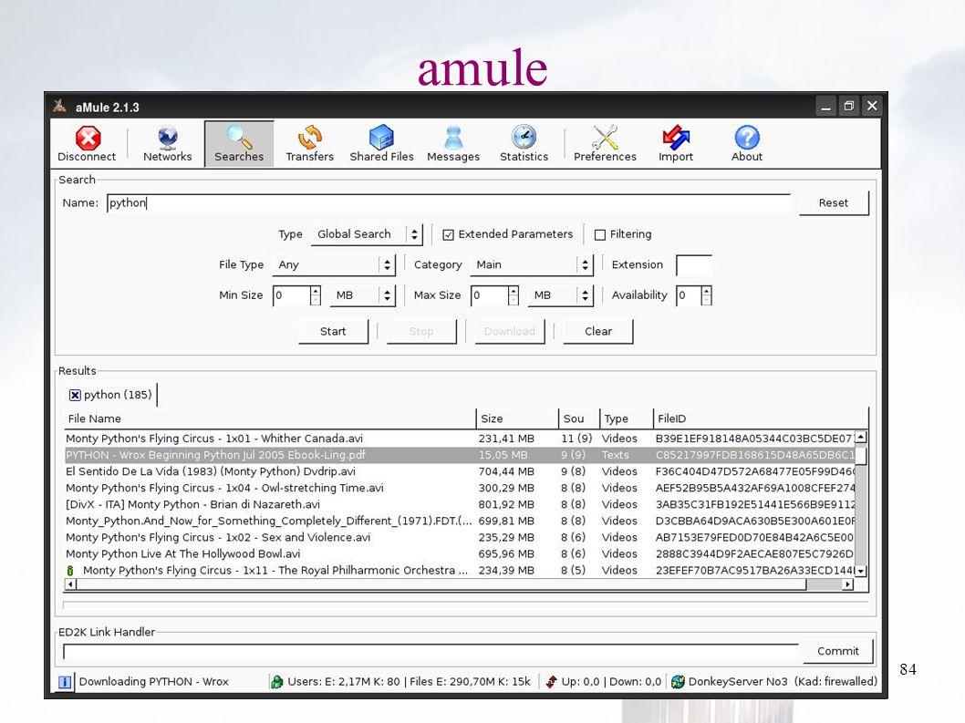 oguzy ~ comu.edu.tr84 amule