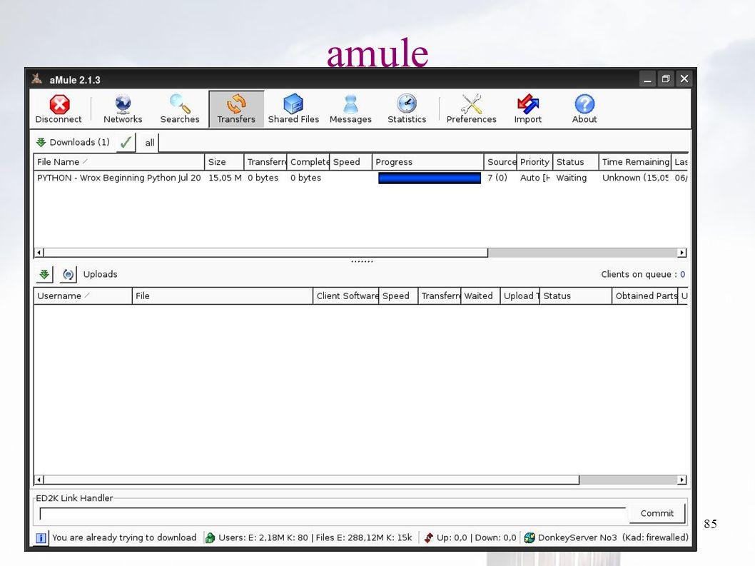 oguzy ~ comu.edu.tr85 amule