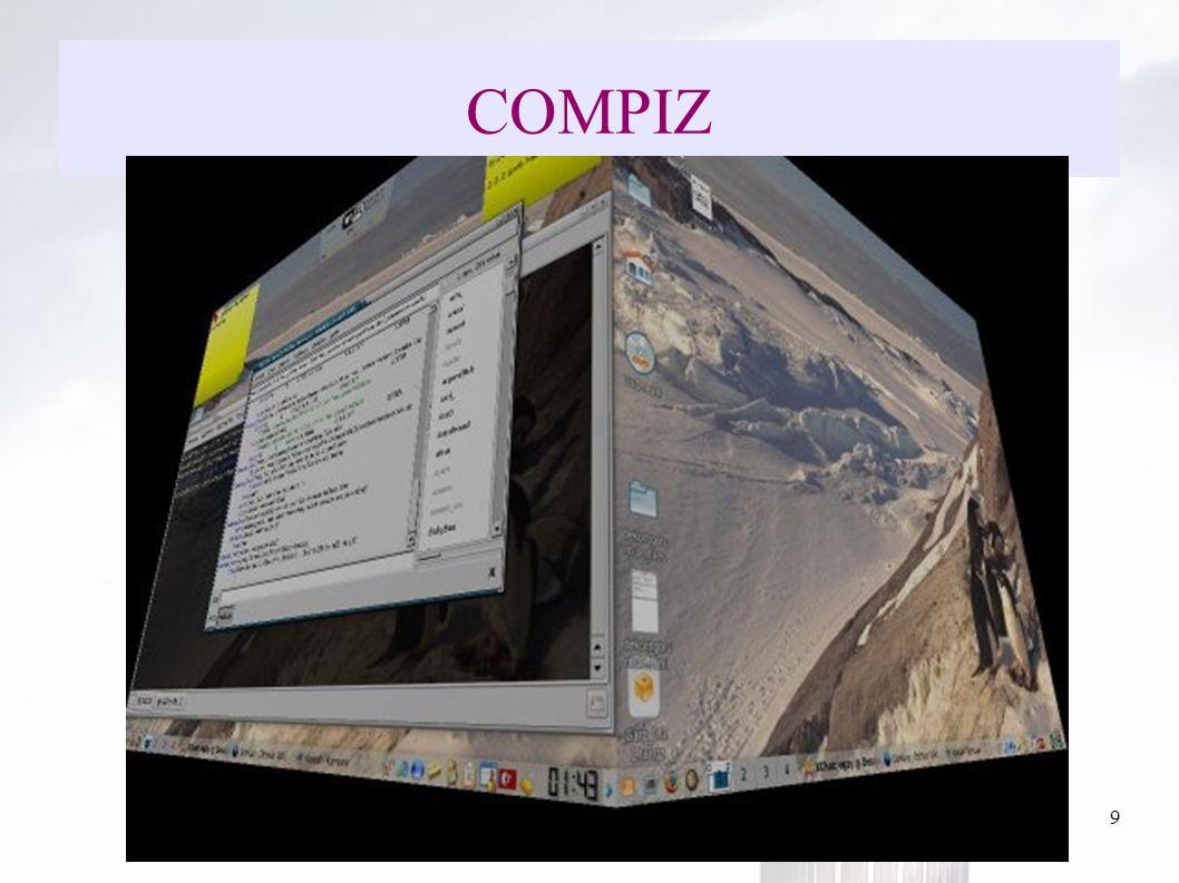 oguzy ~ comu.edu.tr10 COMPIZ