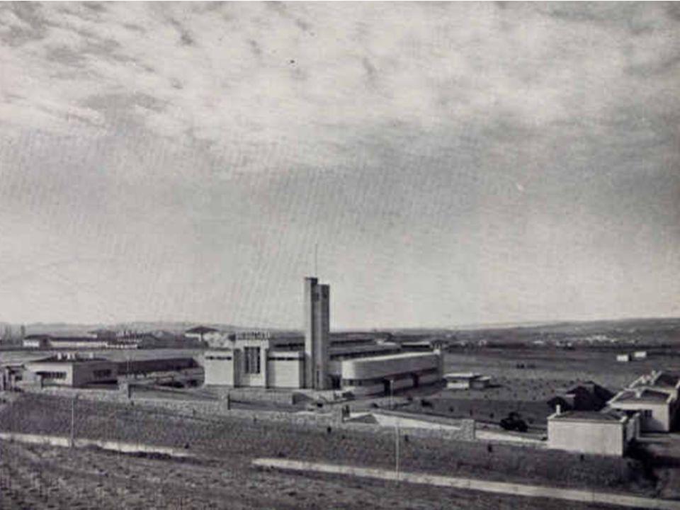 3 Kasım 1936 tarihinde hizmete giren su süzgeci, dönemin mimari özelliklerini taşıyordu; kesin hatlı yalın geometrik biçimli kütlelerin uyumundan oluşuyordu.