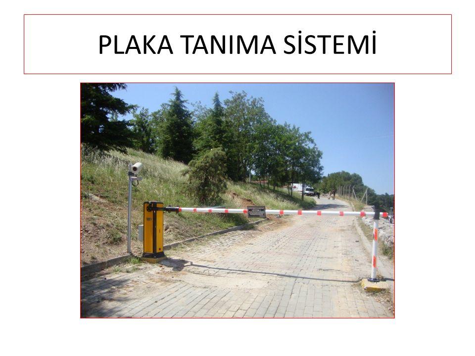 PLAKA TANIMA SİSTEMİ