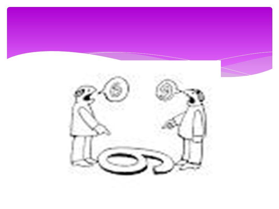  İletişimin üç temel özelliği; insan faktörü,mesajın ortak bir anlamı, sembolik.