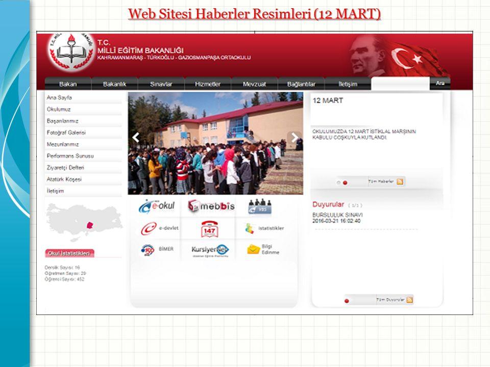 Web Sitesi Haberler Resimleri (12 MART) Resim -1- Resim -2- Resim -3- Resim -4-