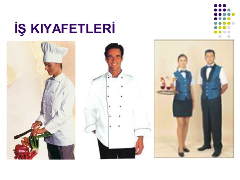 İŞ KIYAFETLERİ