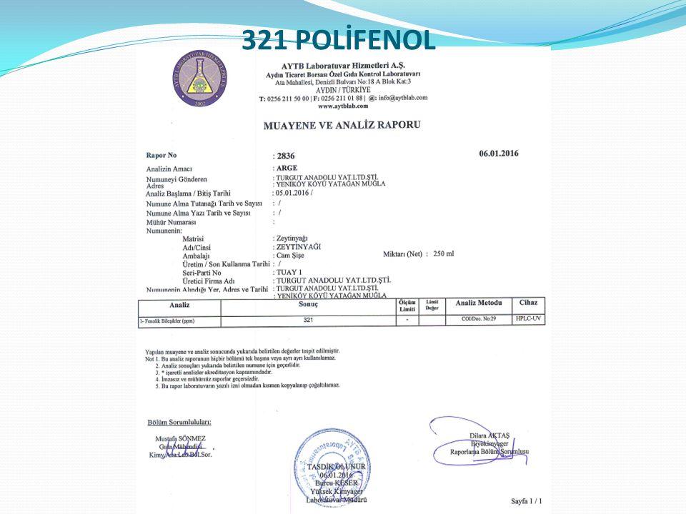 321 POLİFENOL