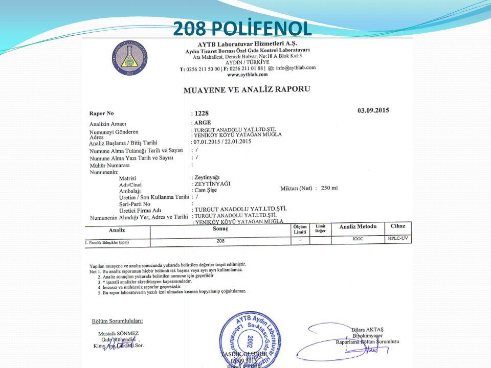 232 POLİFENOL