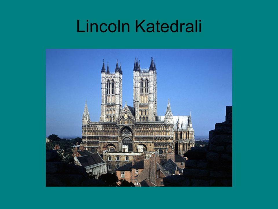 Lincoln Katedrali