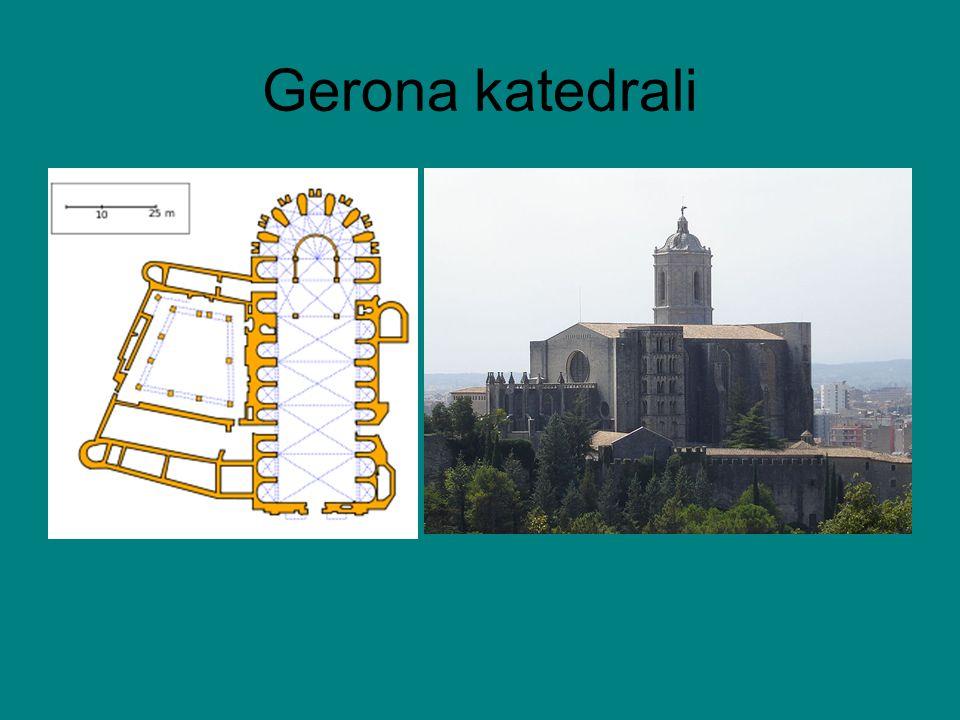 Gerona katedrali