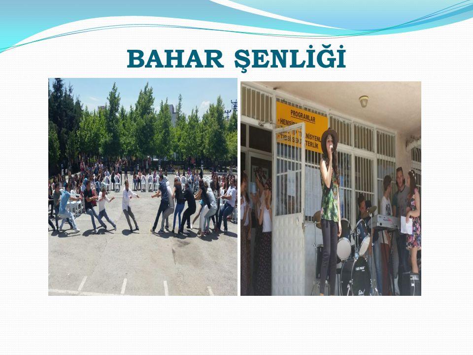 BAHAR ŞENLİĞİ