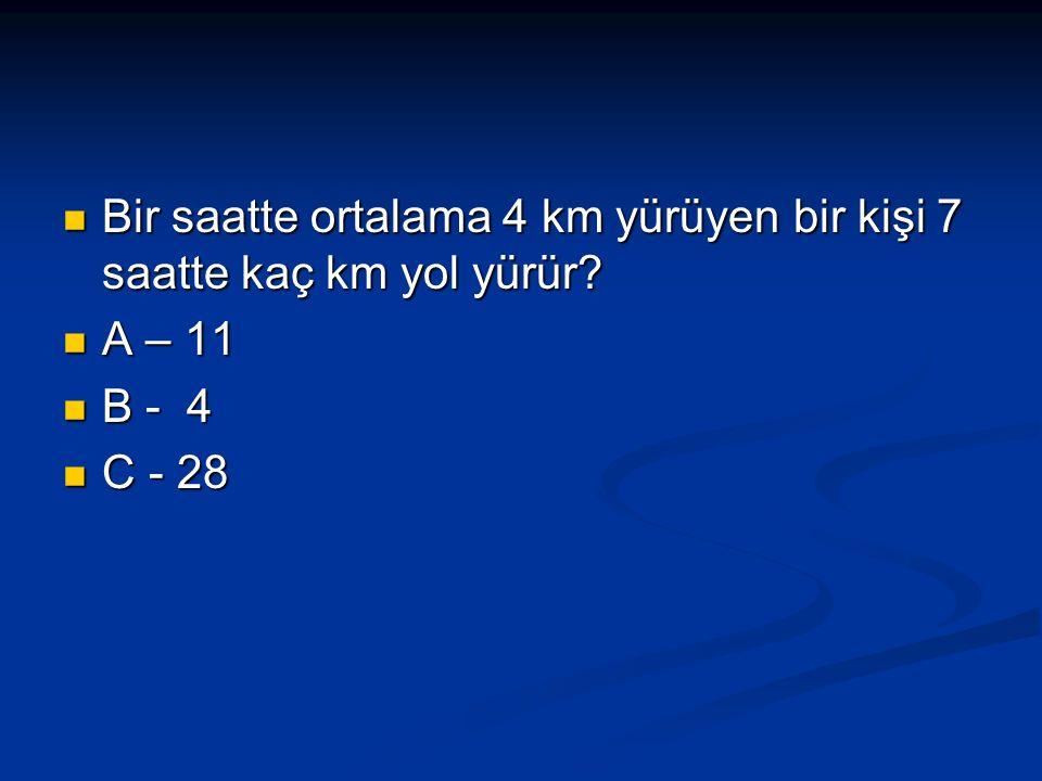 Sefa'nın 3 yıl önceki yaşının yarısı 4 ' tür.Sefa şimdi kaç yaşındadır? Sefa'nın 3 yıl önceki yaşının yarısı 4 ' tür.Sefa şimdi kaç yaşındadır? A - 9