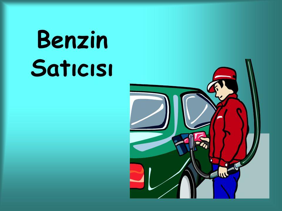 Benzin Satıcısı