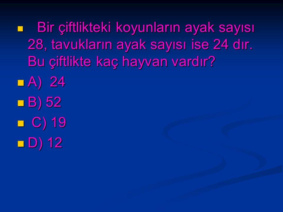5 m kumaştan 2 elbise dikiliyor.65 m kumaştan kaç elbise dikilir? 5 m kumaştan 2 elbise dikiliyor.65 m kumaştan kaç elbise dikilir? a)14 a)14 b)26 b)2