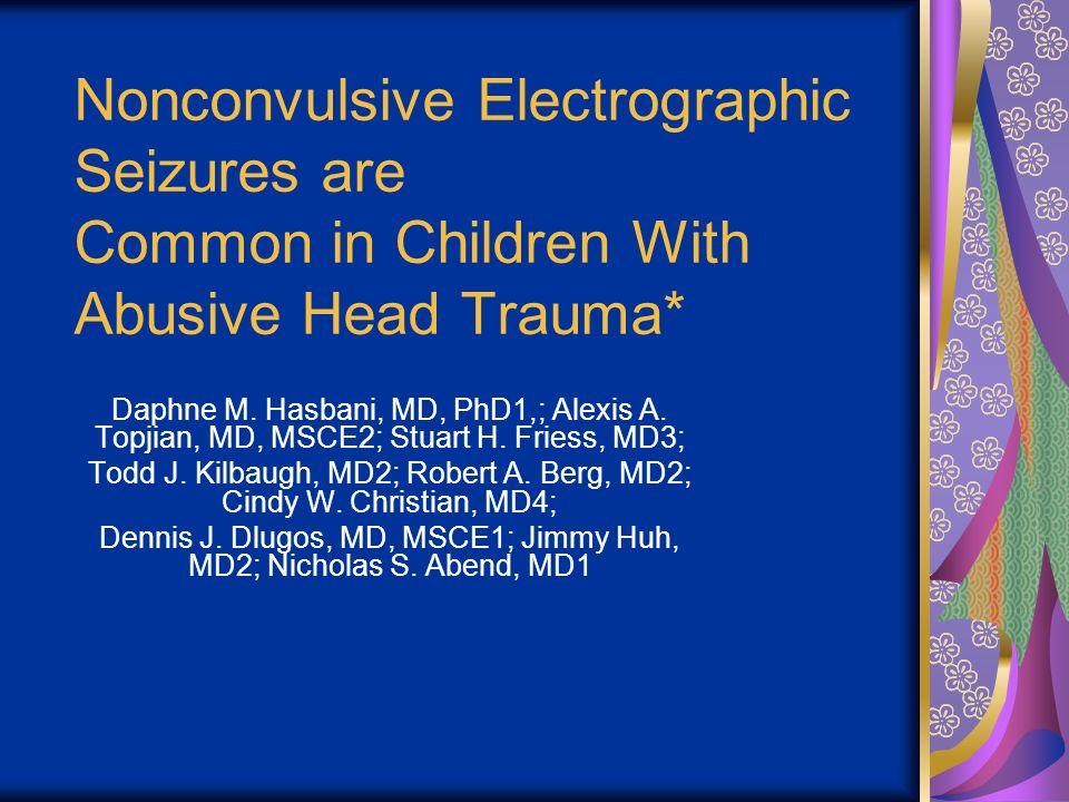 TARTIŞMA Bizim kohort çalışmamızda EEG moniterizasyonu ile nöbet başlama süresi tahmin edilemedi ama bu büyük olasılıkla olay ne olursa olsun akut beyin hasarı ve ensefalopatili çocuklarda EEG izlemesi yapılması nedeniyleydi.Ayrıca EEG moniterizasyonu klinik nöbet oluşumunu tahmin etmedi.