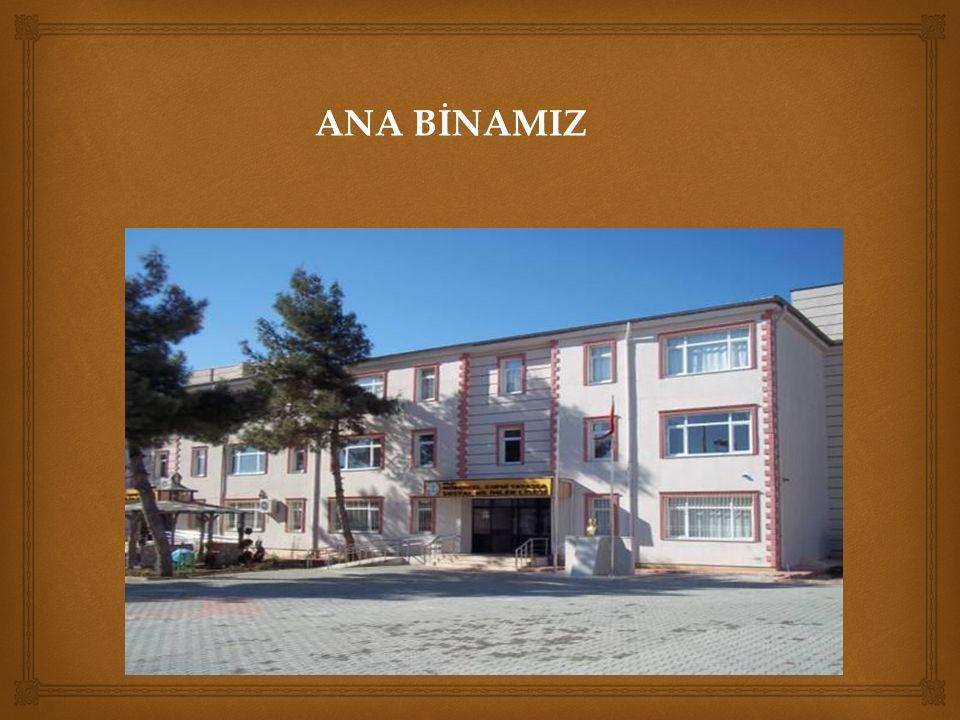 ANA BİNAMIZ