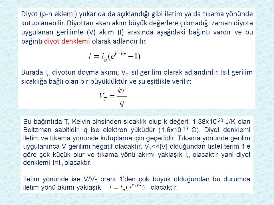 ÇALIŞMA SORUSU: Aşağıdaki devrenin girişine Vi=40.Sin(wt) V uygulandığına göre Vo-t değişimini çiziniz.