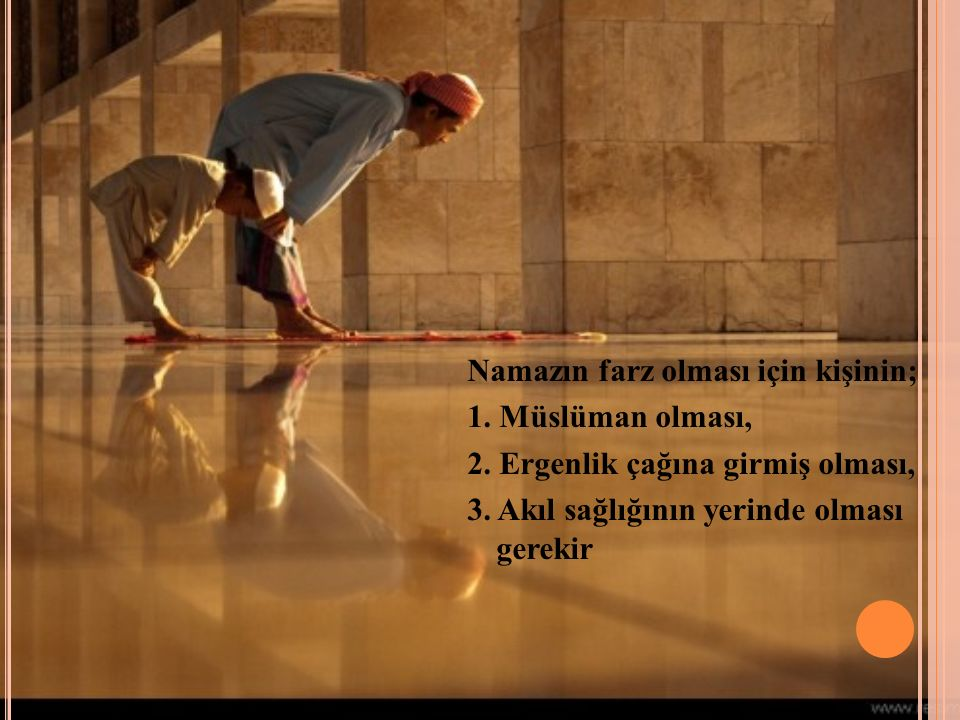 4- Rükû: Namazda ayaktayken Allahu Ekber deyip eğilmeye denir.