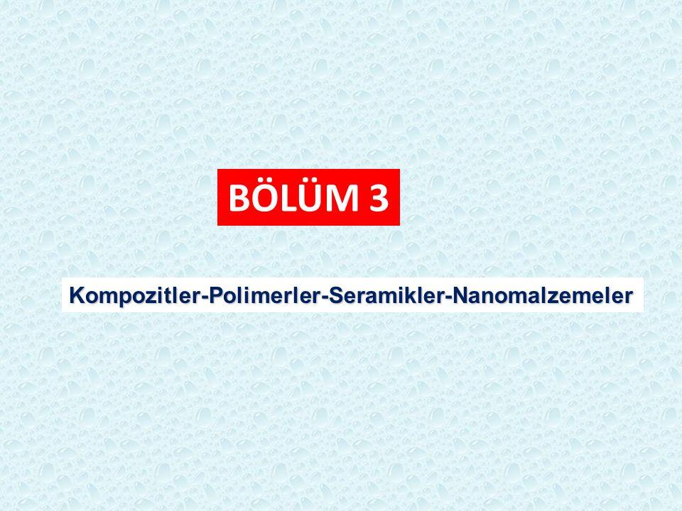 CCCCCC HHHHHH HHHHHH Polyethylene (PE) Cl CCCCCC HHH HHHHHH Polyvinyl chloride (PVC) HH HHHH Polypropylene (PP) CCCCCC CH 3 HH H Tekrarlanan birim Poly mer çok tekrar (doymamış molekül) Etilen monomer (CH 2 ) molekülünde basınç, ısı veya katalizör yardımıyla çift bağın bir tanesi parçalanır ve mer oluşur.