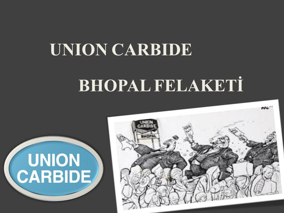 UNION CARBIDE 1917 HOUSTON/ TEKSAS / ABD POLİMER - KİMYA