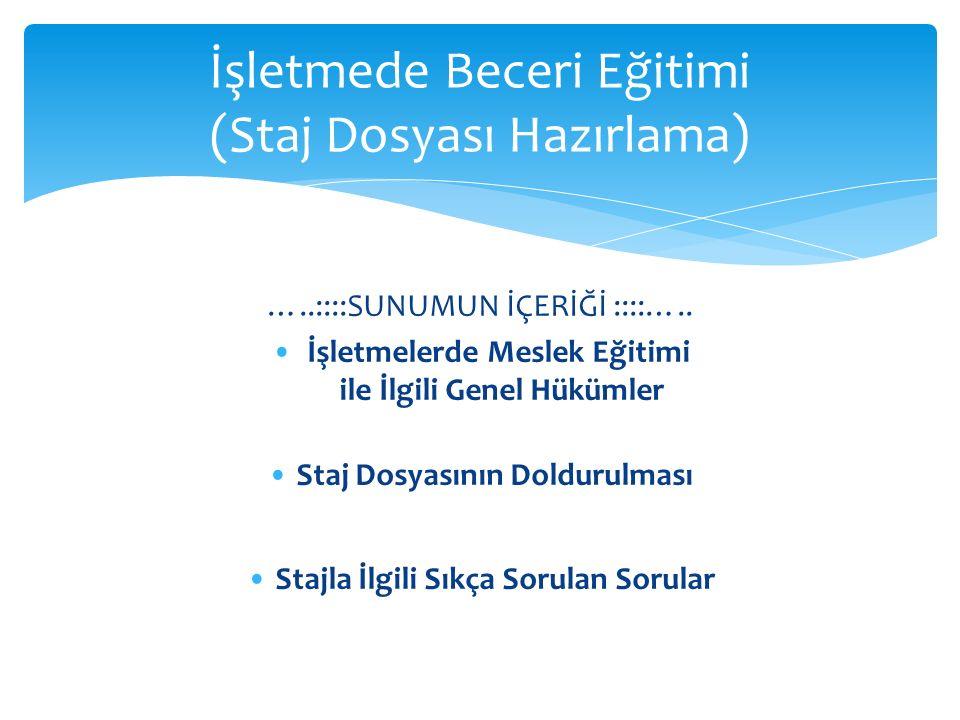 …………… MESLEK LİSESİ Ali ALİ YENİ Bil.AŞ. Ltd. Tahtakale Mah.