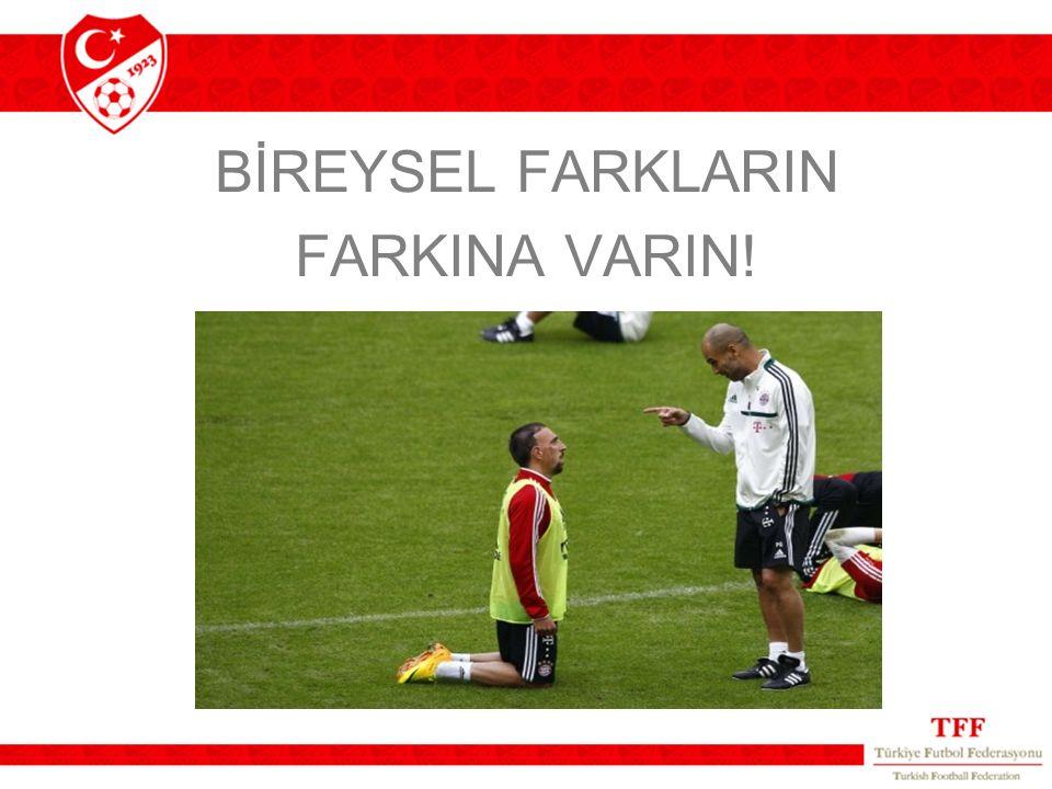BİREYSEL FARKLARIN FARKINA VARIN!