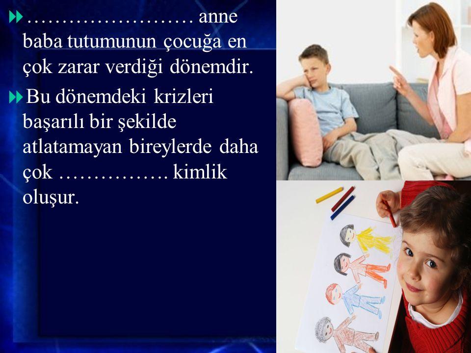  Çocuklar gelişen dil becerileri ile psikomotor becerisini, artan merak ve araştırmacı özellikleri ile birleştirirler.