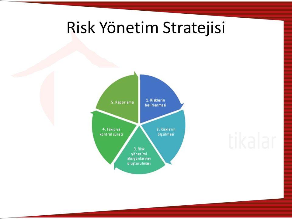 Risk Yönetim Stratejisi