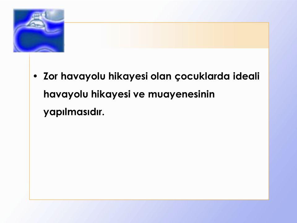 Magil forsepsi Magill forseps (pediatrik) Süngü forseps (yenidoğan) TT ucunun yönlendirilmesinde kullanılırlar Nazal entubasyonda daha faydalı