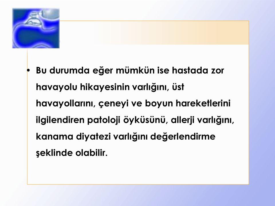 Laringeal Maske Havayolu Maske boyutuHasta boyutuMaks balon hacmi TT (ID) 1Yenidoğan-5 kg43.5 1 1/2 5-10 kg74.0 210-20 kg104.5 2.520-30 kg145.0 3> 30 kg206.0