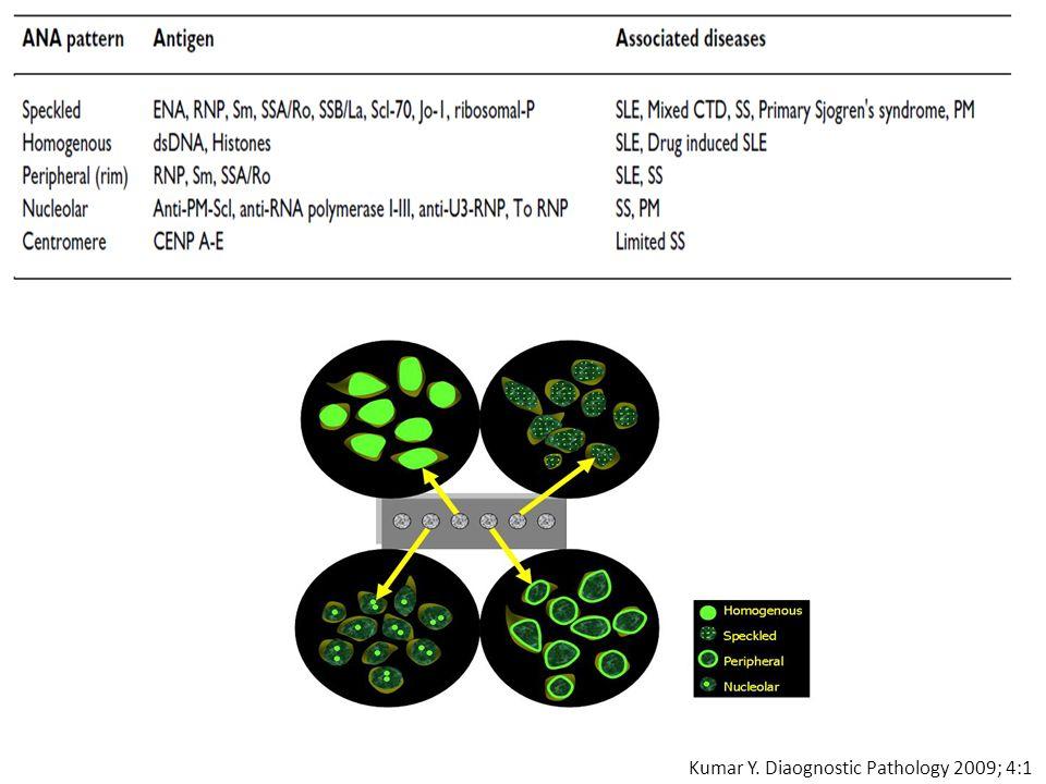 Kumar Y. Diaognostic Pathology 2009; 4:1