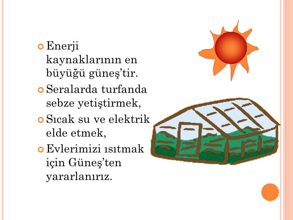 Tüketilen enerjinin devamlı ve düzenli olarak yeniden kazanılması gerekir. Tüketilen enerjinin yeniden kazanılmasını besinler sağlar. 18