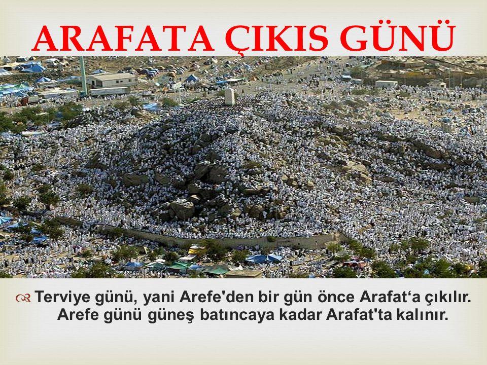 """"""" HOŞGELDİNİZ """" HAC SEMİNERİ"""