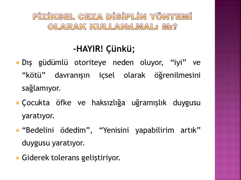 -HAYIR.
