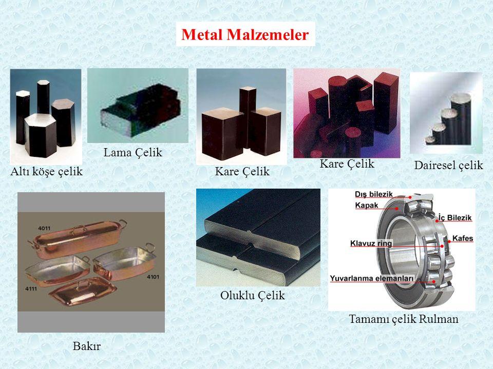 Metal Malzemeler Lama Çelik Altı köşe çelikKare Çelik Oluklu Çelik Tamamı çelik Rulman Dairesel çelik Bakır