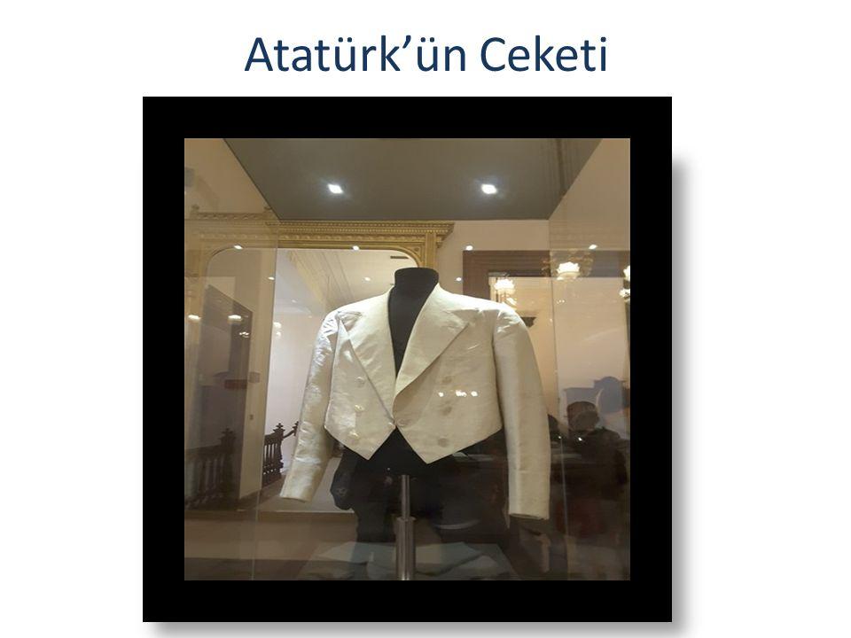 Atatürk'ün Ceketi