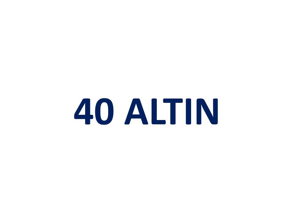 40 ALTIN