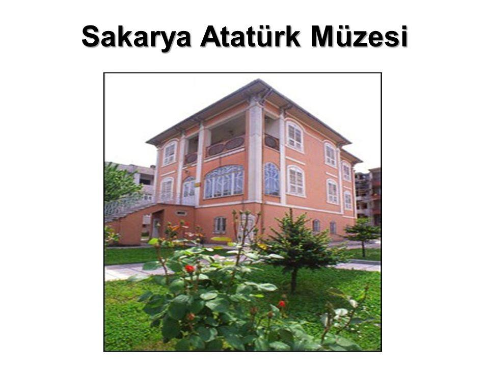 Sakarya Atatürk Müzesi