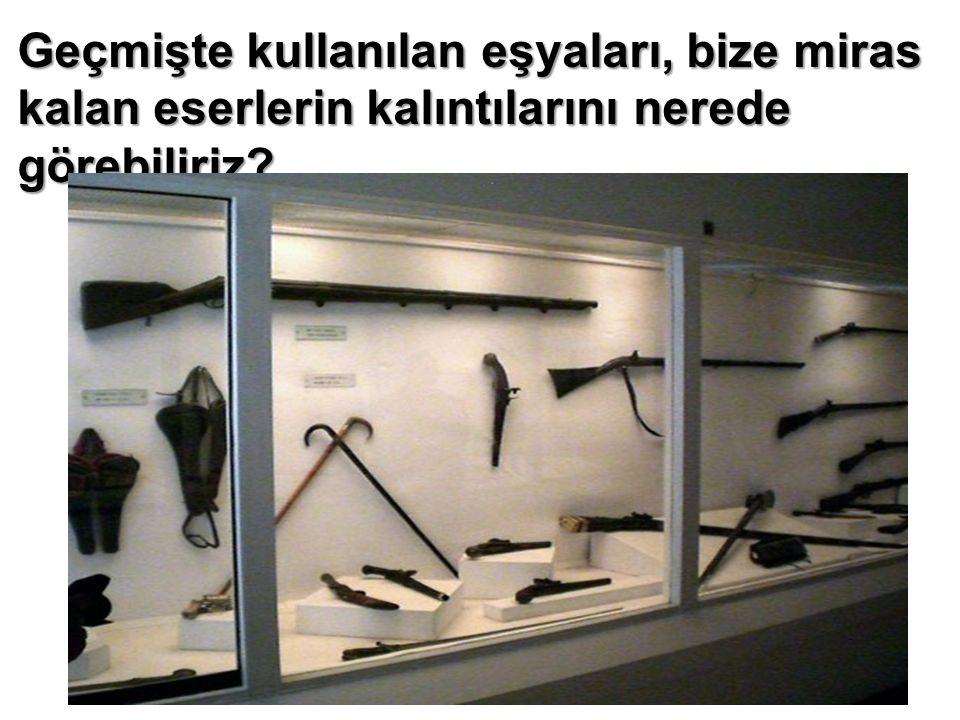 Müze nedir.