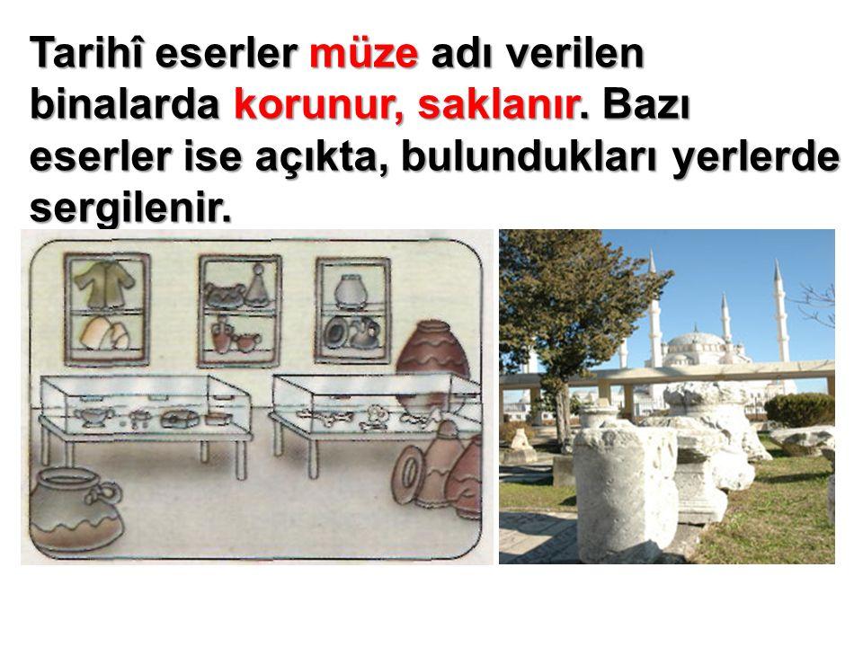 Türk çocukları atalarını, onların eserlerini tanıdıkça daha güvende olacaktır. Kemal ATATÜRK