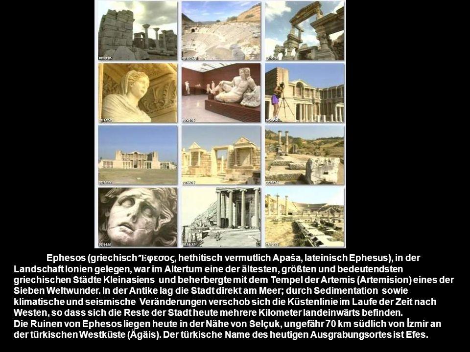 Efes te Seni Bekledim