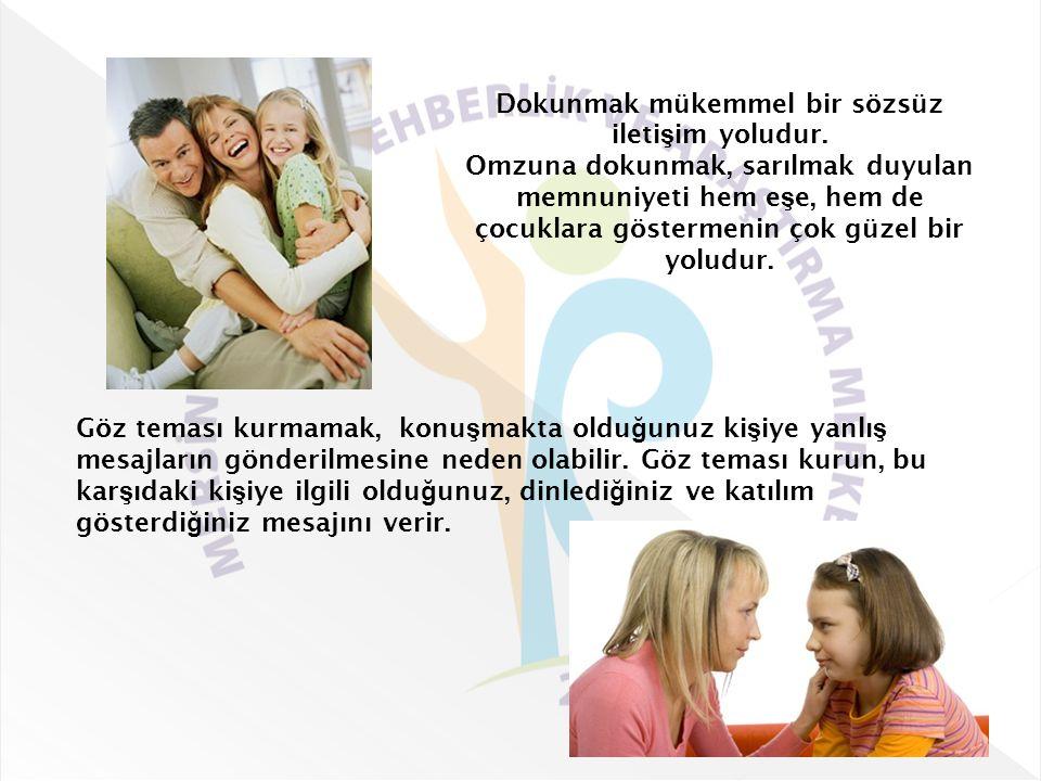  Baskıcı anne-babaların çocukları, kendine güven duygusu geliştirememektedir.
